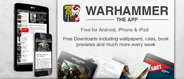 Warhammer the App- Now On Adroid