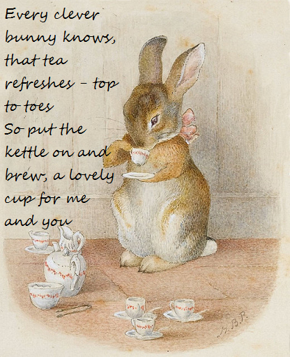 Poetic Bunny Free for you