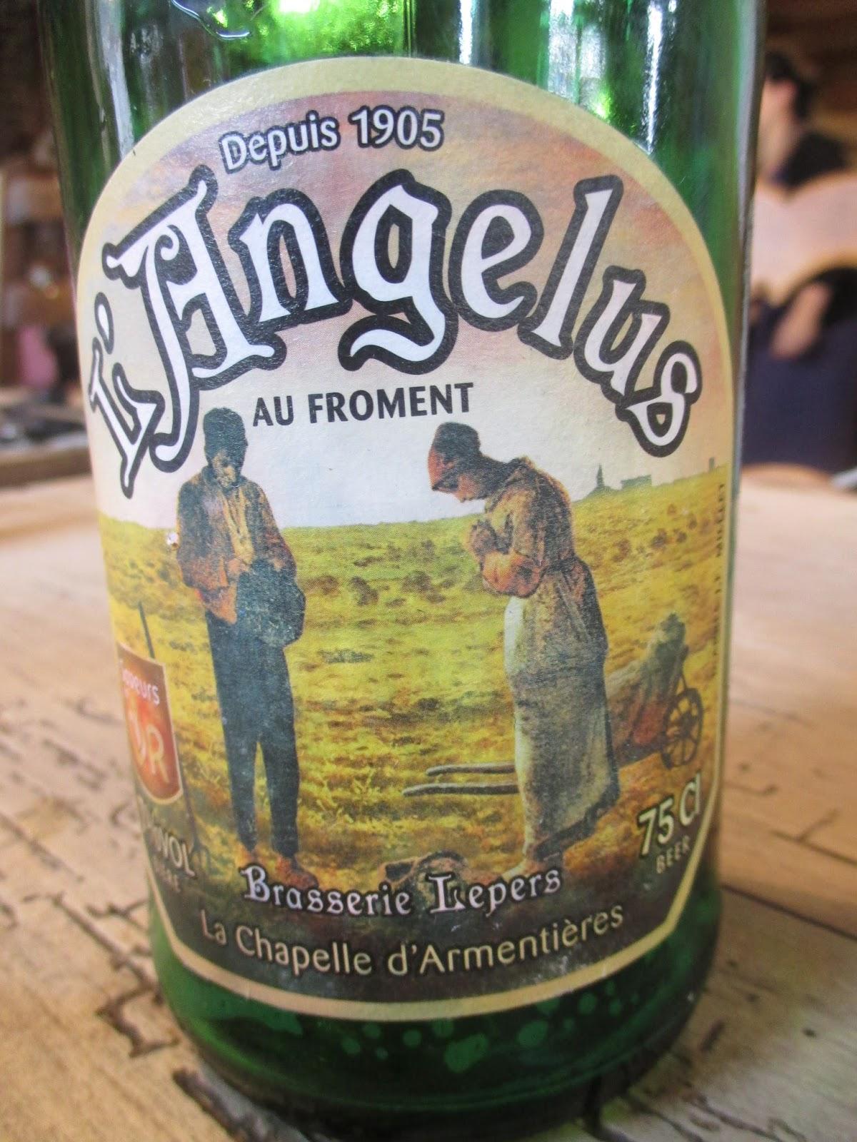 """""""L'Angelus"""" van  Brasserie Lepers"""