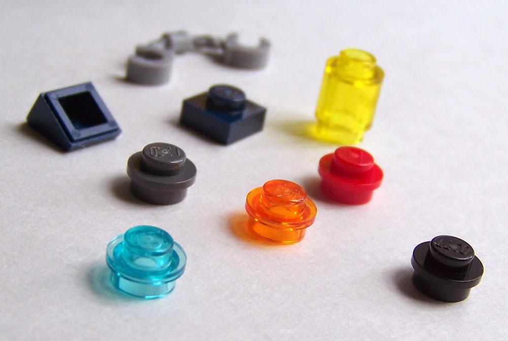LEGO 76019 parts