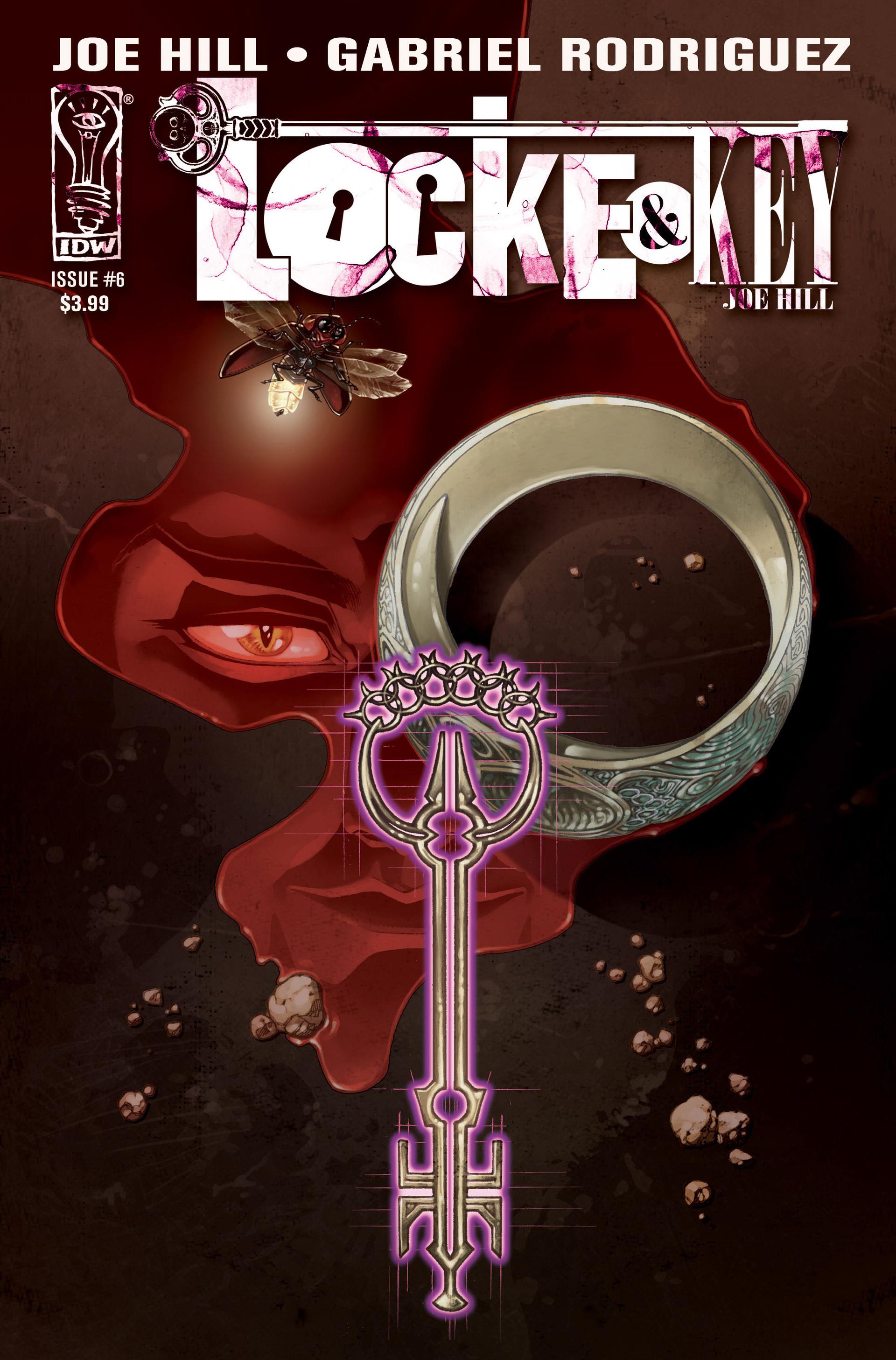 Locke & Key (2008) Issue #6 #6 - English 1