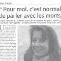 Marie Laure PERRON MEDIUM