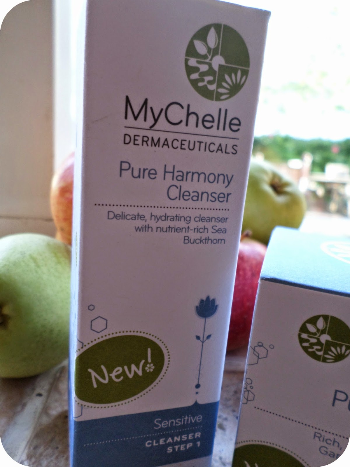 pure harmony cleanser box