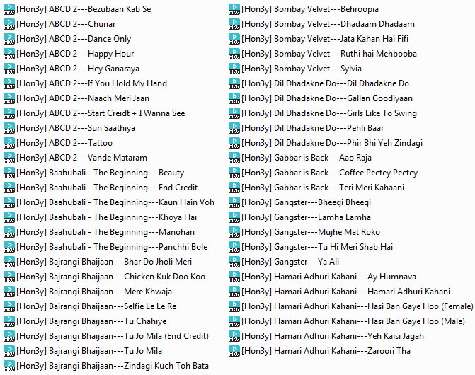 video songs hd 1080p blu-ray hindi songs