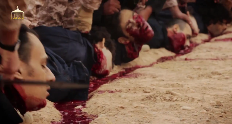 Words... Christians being beheaded in syria interesting