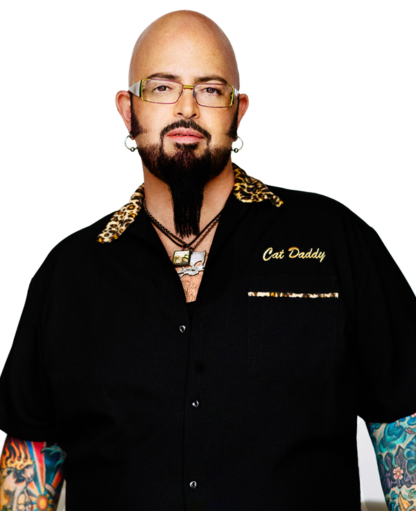 Jackson Galaxy- Cat Daddy Guest Speaker at Cat Network ...