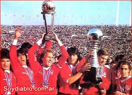 Historia de los equipos argentinos en la intercontinental