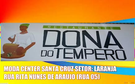 DONA DO TEMPERO