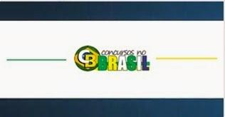 CONCURSOS NO BRASIL