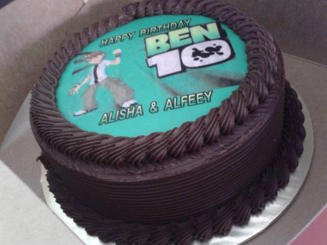 Party Pack Birthday; Birthday Alisha (+ Alfeey)