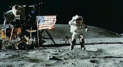Inilah Daftar 12 Manusia yang Pernah Mendarat di Bulan