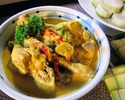 Resep Opor Ayam Special