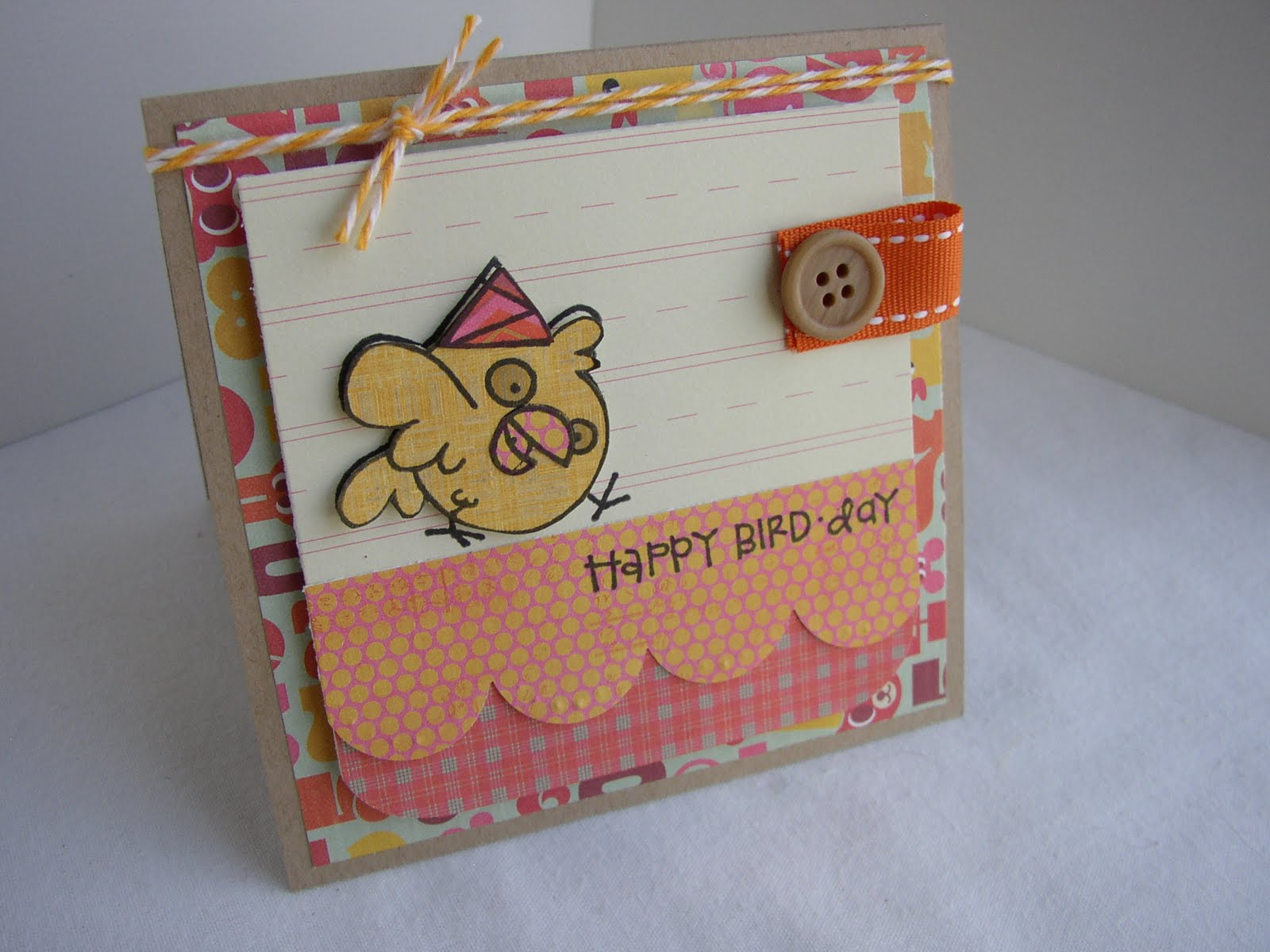 Handmade creations by stephanie paper smooches for Handmade paper creations