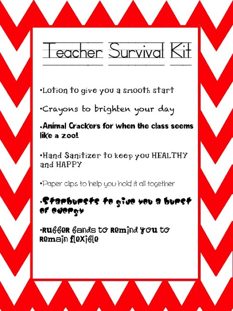 Persnickety image in teacher survival kit printable