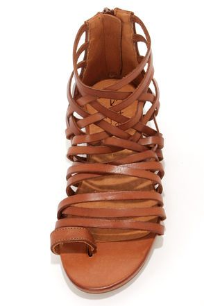 Stylish Strappy Summer Sandals