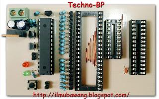 Cara mengobati / mengatasi mikrokontroler yang ke lock