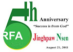 The Mark of the 5th Anniversary of Radio Free Asia (RFA)-Kachin