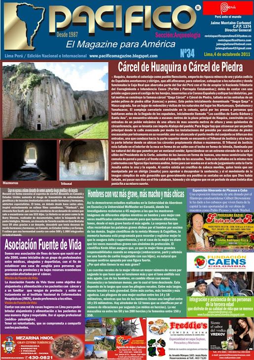 Revista Pacífico Nº 34 Arqueología