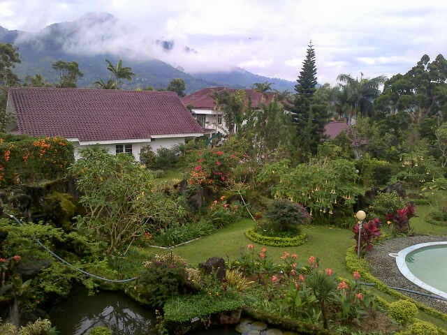 Sewa Villa Di Puncak Ada Kolam Renang Murah
