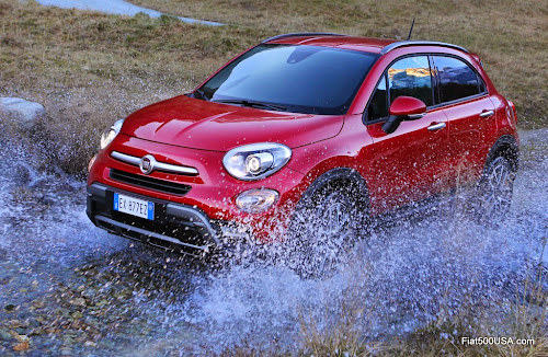 Fiat 500X Cross Offroad