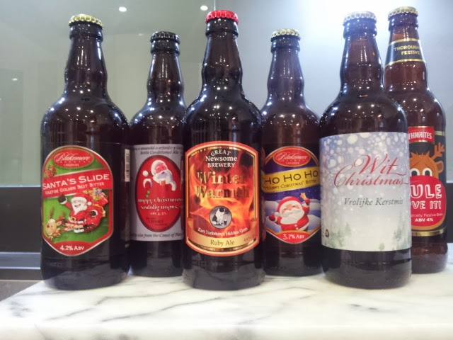 best of british christmas beers part one
