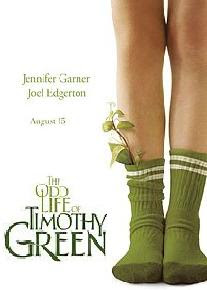 The Odd Life of Timothy Green 2012 film