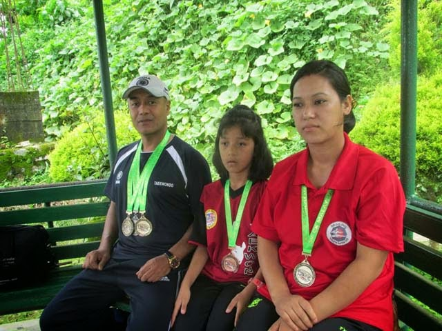 Kalimpong players won 3 gold at 8th CK Malaysia Classic International Taekwondo Championship