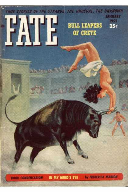 Vintage Fate Magazine Covers In 1940s 50s Vintage Everyday