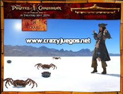 Jugar a Piratas del  Caribe - www.crazyjuegos.net
