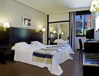 hotel convención madrid habitaciones