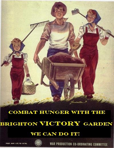 Mi Lake Home Garden Project 4 Brighton Victory Garden