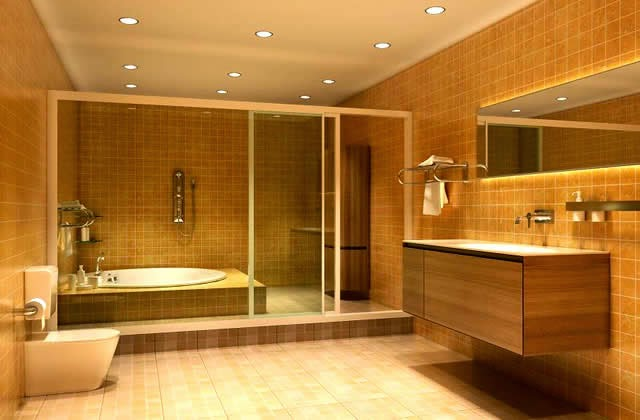 Latest tips for false ceiling designs for bathroom interior  bathroom  ceiling with spot lights. Latest tips for false ceiling designs for bathroom interior