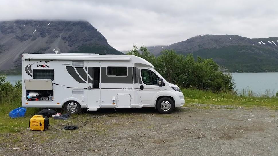 Tromsö Norge 2016