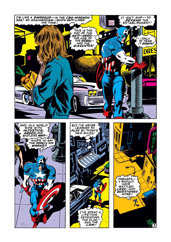 Captain America (1968) Issue #122 #36 - English 4