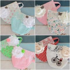Tea Cup Coasters