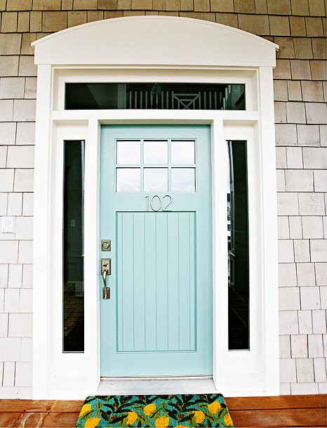 Freckle face girl shut the front door Front door paint benjamin moore