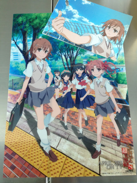 To Aru Kagaku no Railgun S Season 2 new visual