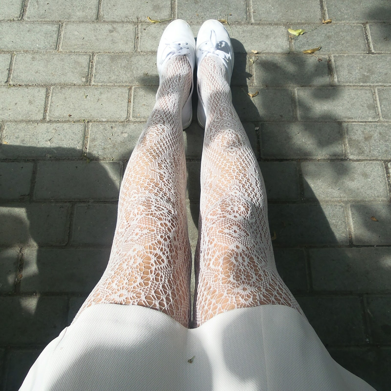 Фетиш белые носочки 10 фотография
