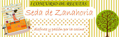 I CONCURSO DE RECETAS SEDA DE ZANAHORIA