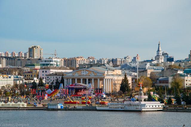 Путешествия: О жизни: Мои путешествия по России: Чебоксары - первая часть, где есть немного мистики.