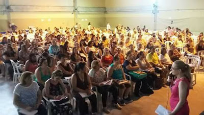 Galeria de Fotos de Cursos e Palestras no Facebook