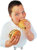 niño obeso