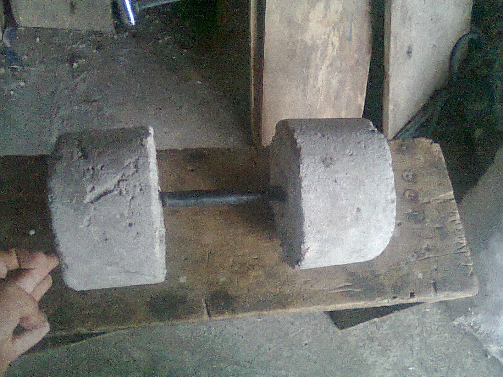 Como hacer mancuernas caseras gym ingeniando - Como hacer un gimnasio ...
