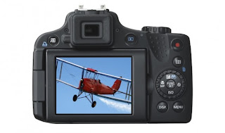 PowerShot SX50 HS: full specs