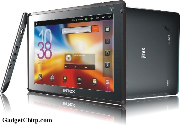 INTEX iTab Android Tablet : Full Specs & Features