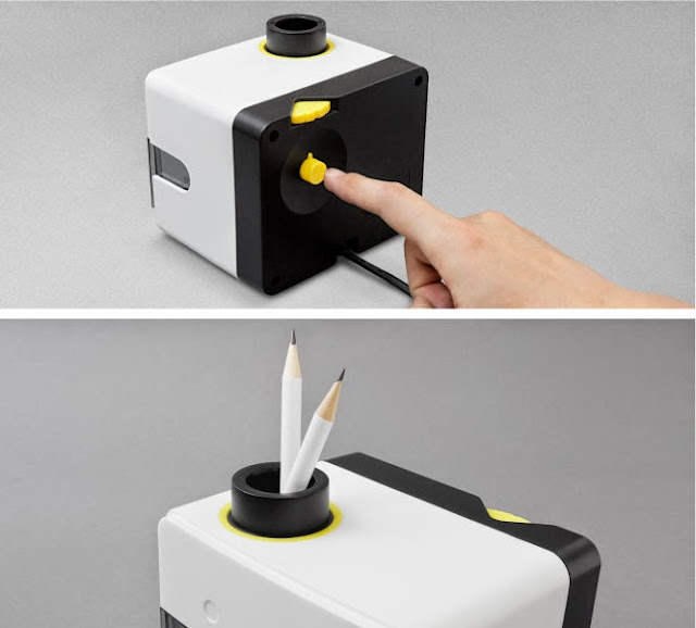 Coolest Pencil Sharpeners and Awesome Pencil Sharpener Designs (12) 11