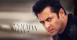 Salman Khan in Angry Mood