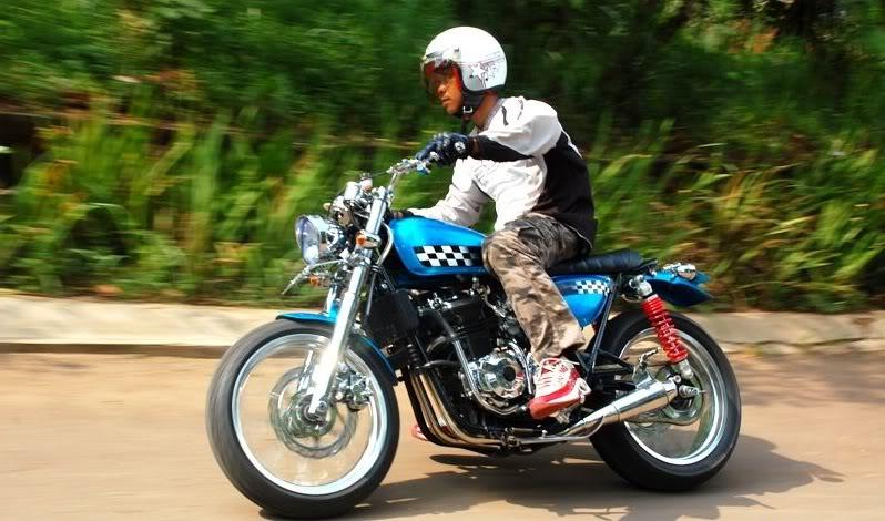 Gambar Modif Motor Jupiter Mx New Modifikasi Motor Yamaha 2016  2017