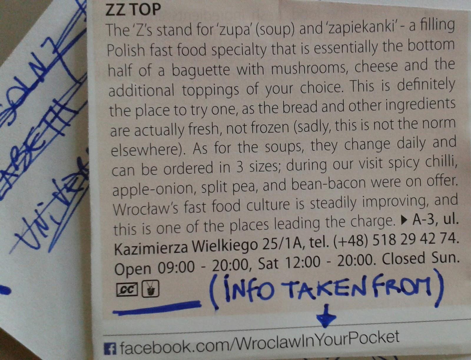 Wroclaw en su bolsillo