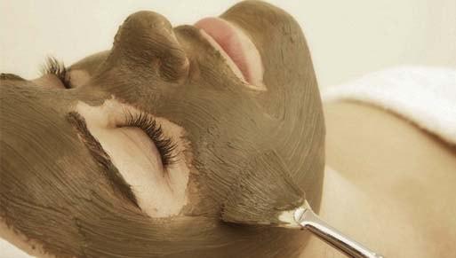 masker wajah alami untuk kering